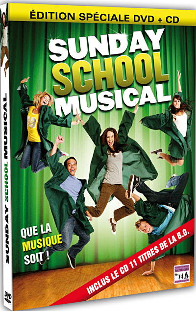 Sunday School Musical [FRENCH-DVDRIP]