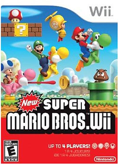 jeux Wii lesquels choisir ? 0045496368104