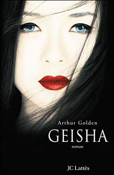 Geisha, de Arthur Golden  dans Litterature americaine 9782709628204