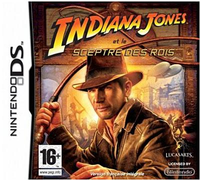 Indiana Jones et le Sceptre des Rois DS