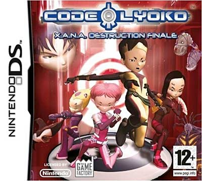 Code Lyoko : X.A.N.A Destruction Finale DS