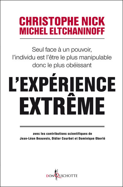 L'experience extrême film streaming
