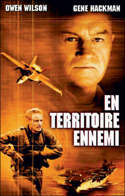 affiche film En Territoire Ennemi