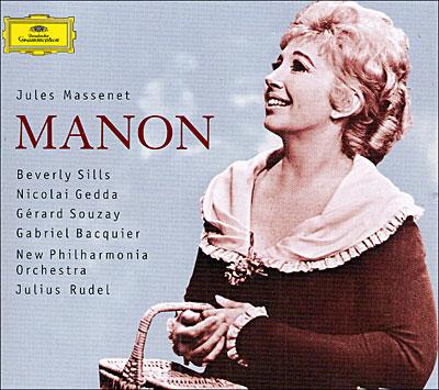 Massenet-Manon 0028947495024