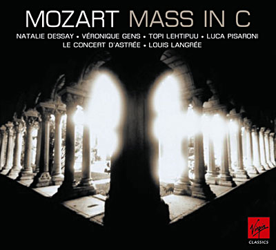 Mozart - Mozart : Grande messe en ut mineur 0094635930924