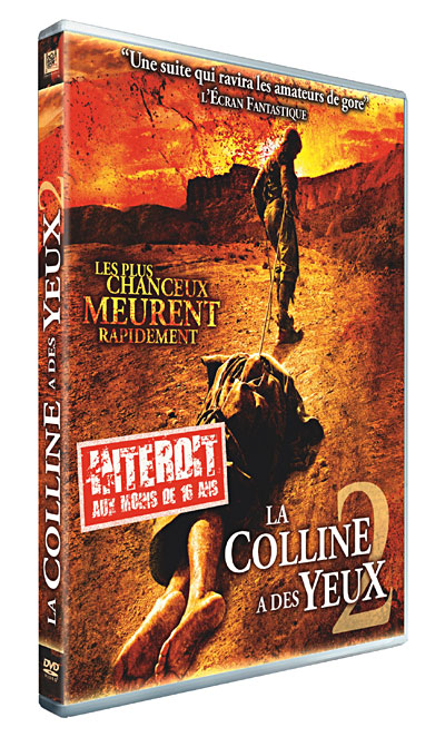 La Colline a des yeux 2 | FileServe | DVD-R
