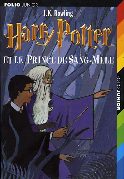 Harry Potter Et Le Prince De Sang Mele Version Poche Le