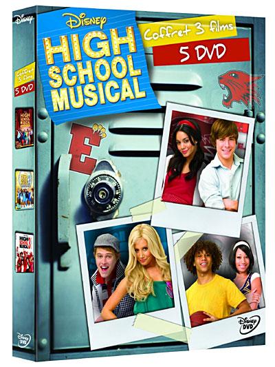 High School Musical 3 : Nos Années Lycée (22 Avril 2009) 8717418202354