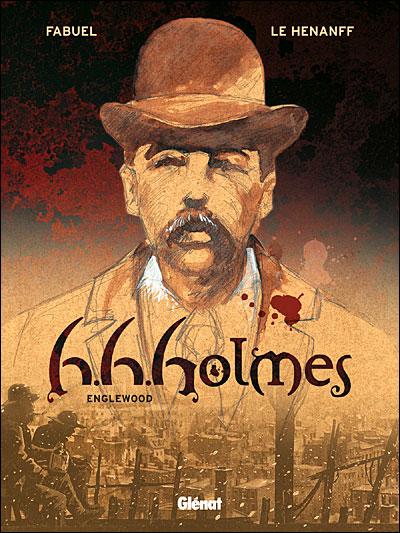 Couverture de HH Holmes