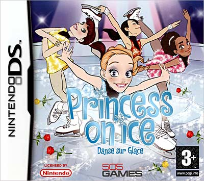 Princess On Ice : Danse Sur Glace DS