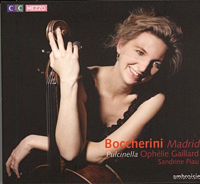 Luigi Boccherini (1743 1805) 0822186001264