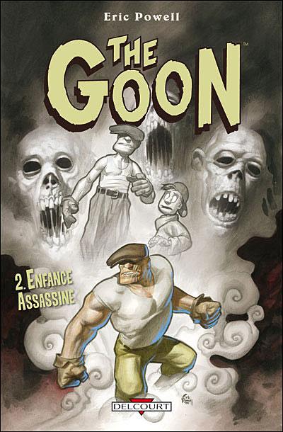 The Goon par Eric Powell 9782756000664
