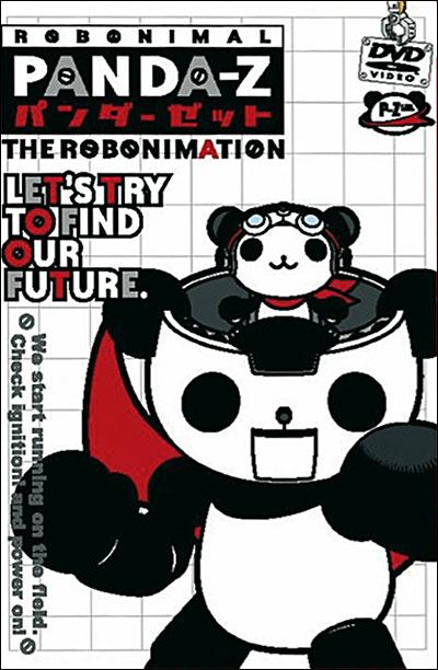 Panda Z - The Robonimation Vol. 2