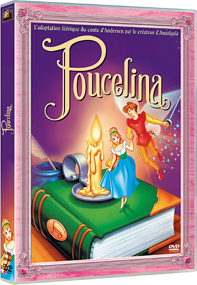 Poucelina DVDrip anime 1993 preview 0