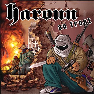 [RS] Haroun - Au front [2007] dans 1.~~ Albums ~~ 3760147760874