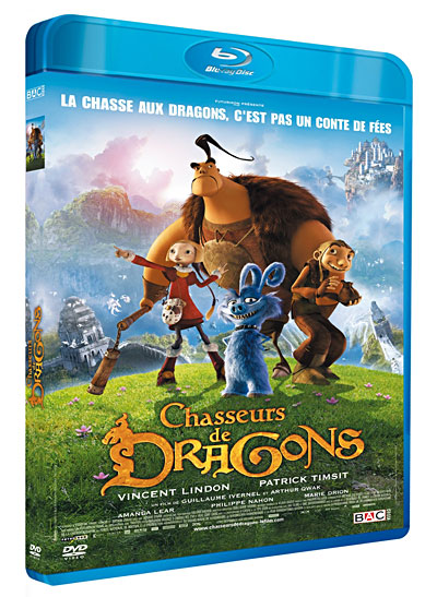 [US][FS] Chasseurs De Dragons[AC3] [BRRiP-FR]