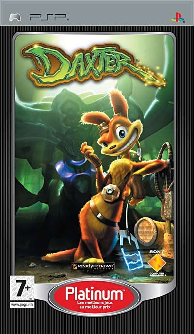 Daxter Platinum [PSP]
