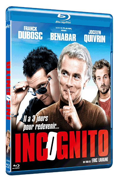 Incognito [BDRIP|FR] [FS]