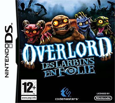 Overlord : Les Larbins en Folie DS