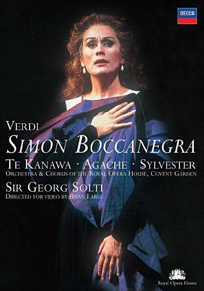 Simon Boccanegra (Verdi, 1857) 0044007142394