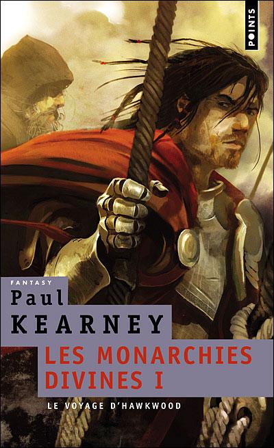 Les Monarchies Divines - Paul Kearney 9782020858694