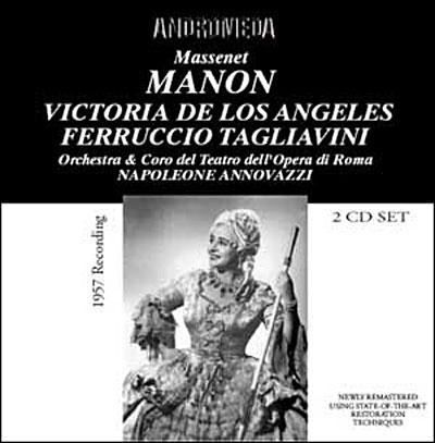 Massenet-Manon 3830257450894