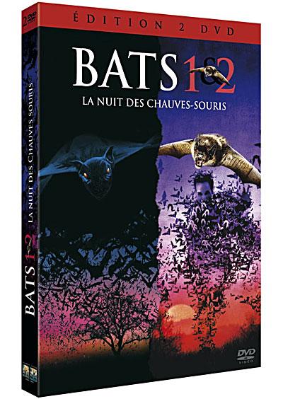 BATS 2 : La Nuit Des Chauves-Souris 2 [FRENCH|DVDRiP|2CD] [UD]