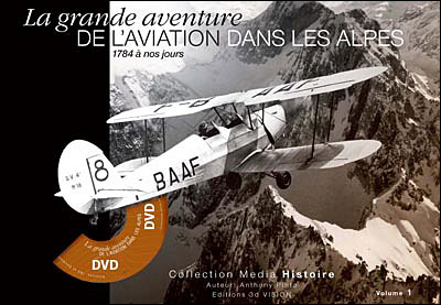 Aviation dans les alpes
