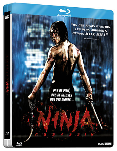 [MUILTI] Ninja Assassin [Blu-Ray 720p & 1080p]