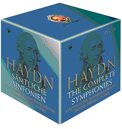 Joseph Haydn-Symphonies - Page 5 0886974433125