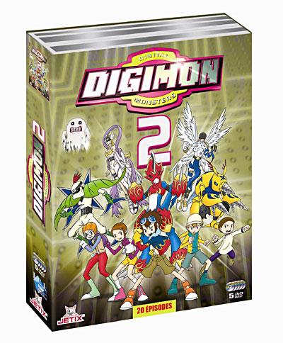 Digimon sort en coffret DVD en france !! Enfin !! - Page 5 3550460023325