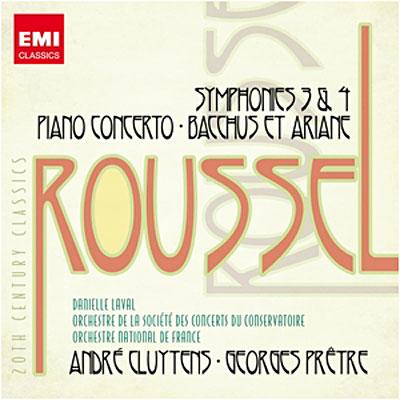 Roussel - Oeuvres symphoniques 5099968764425