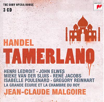 Tamerlano-Handel 0886975272525