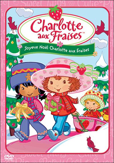 Charlotte aux Fraises - Joyeux Noël Charlotte aux Fraises affiche