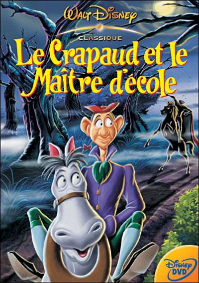 Le Crapaud et le Maître d'école affiche
