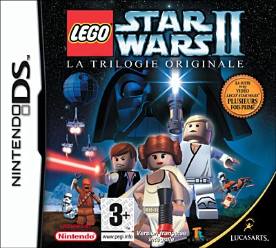 Lego Star Wars II : La Trilogie Originale DS