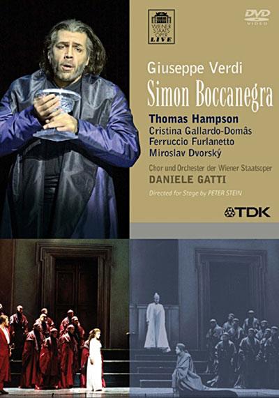 Verdi - Simon Boccanegra 0824121002145