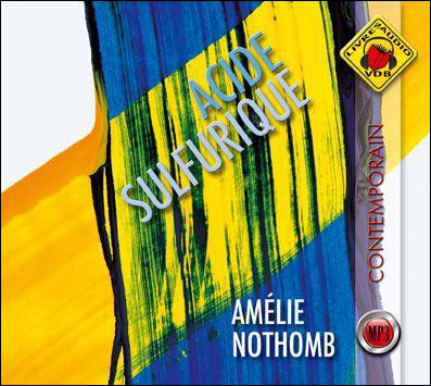 romans amelie nothomb