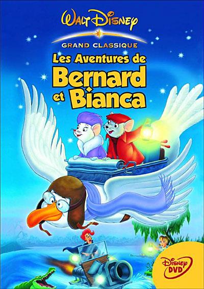Les aventures de Bernard & Bianca 3459370440645