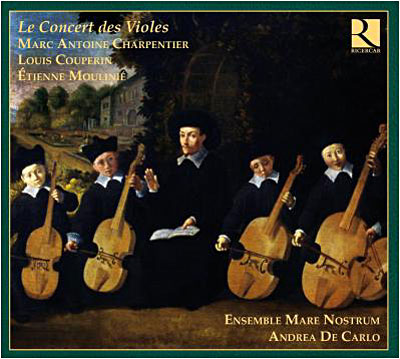 couperin - Louis Couperin (vers 1626 1661) 5400439002845