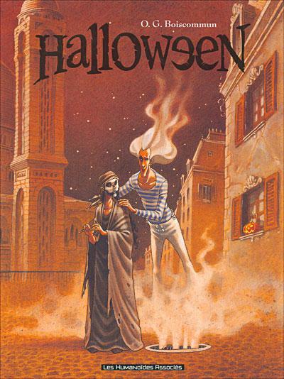 """Couverture """"Halloween"""" nouvelle édition"""