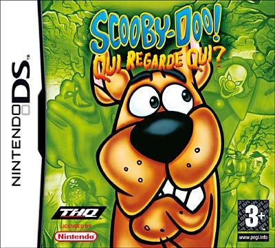 Scooby-Doo! : Qui Regarde Qui ? DS
