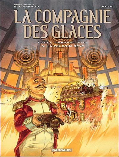 G.-J. Arnaud - La Compagnie des Glaces T55-T60