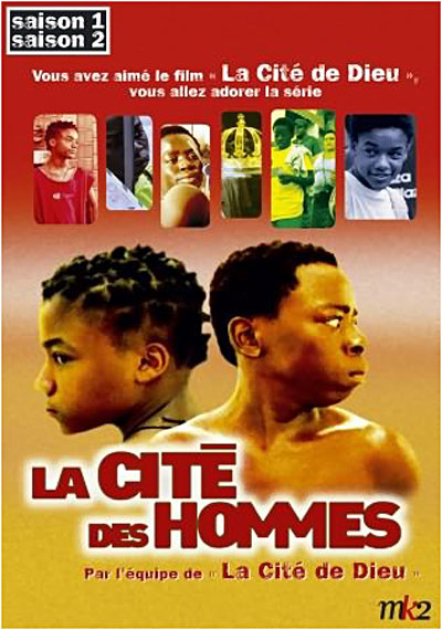 La Cite des hommes saison 1 et 2 (Cidade dos homens) preview 0