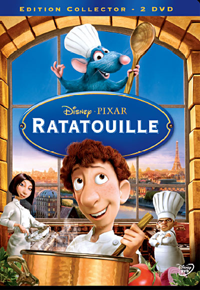 Ratatouille Disney/Pixar 8717418150365