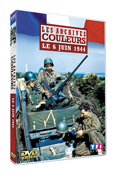 La Seconde Guerre Mondiale En Couleur volume 1,2,3 DVDrip