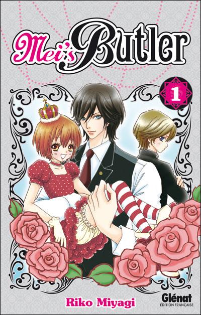 [manga] Mei's Butler 9782723477765