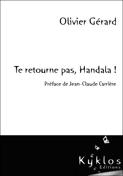 Te retourne pas, Handala par Olivier Gérard