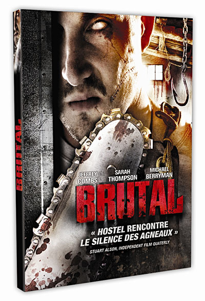 [Multi]  Brutal (2012) 1CD FRENCH DVDRIP