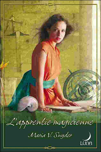 Maria V SNYDER (Série Study et Glass) 9782280154475